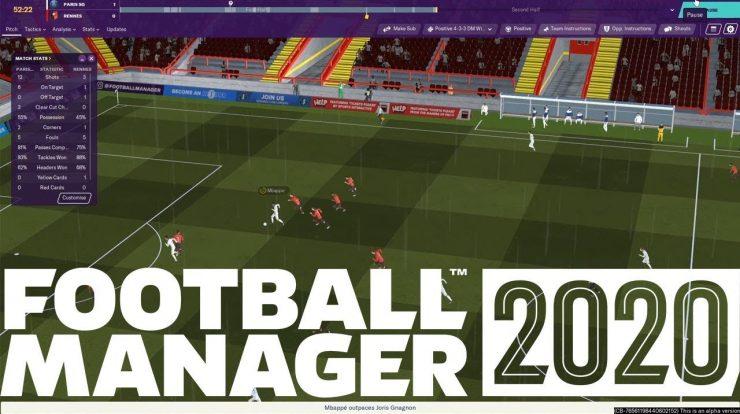 Ανακοινώθηκε η ημερομηνία κυκλοφορίας του Football Manager 2020 στο Switch
