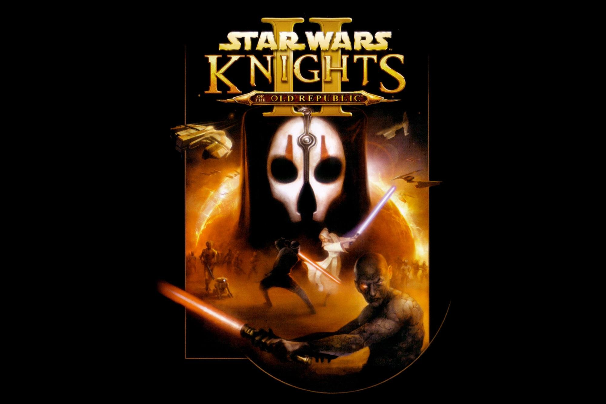 Star Wars Knights Of The Old Republic 2 The Sith Lords What You
