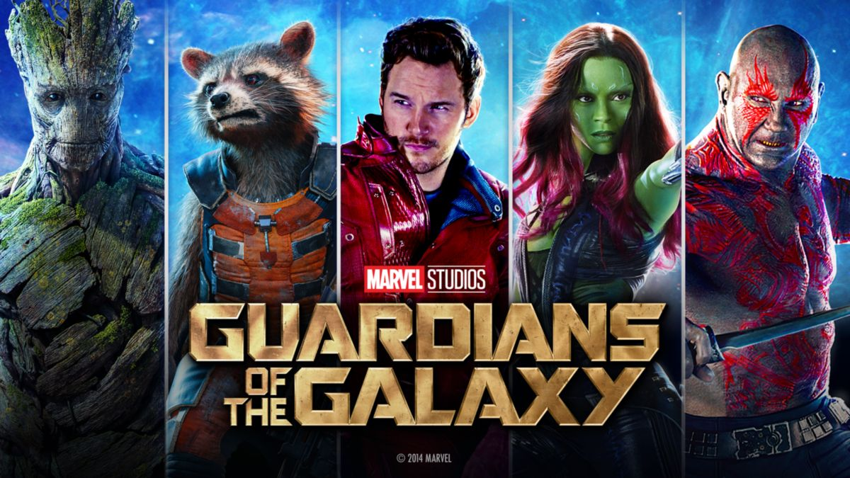 Guardians of the Galaxy: Best Marvel Movies